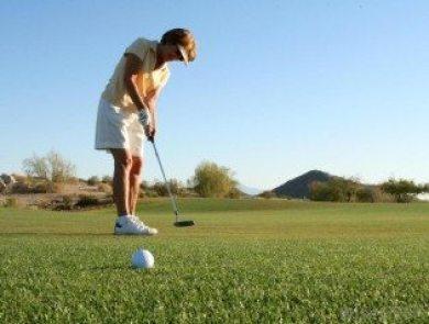 mental side of golfing