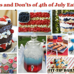 The Do's and Don't of 4th of July Eating