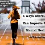 6 Ways Exercising Can Improve Your Mental Health