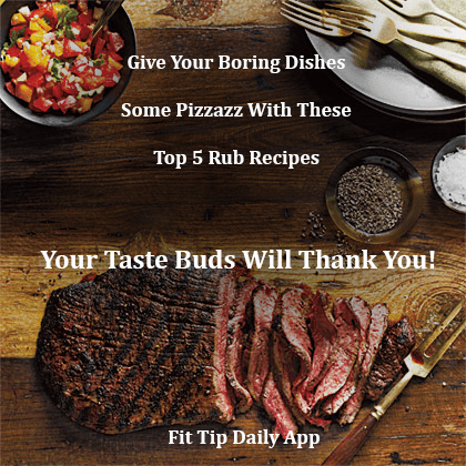 meat rub recipes