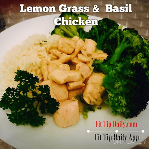 recipe for lemongrass chicken