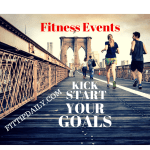 Kick Starting Your Goals Fitness Events