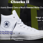 Converse Gets a Makeover With the Release of Chucks II