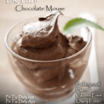 Low Carb Monday – Paleo and Bulletproof Chocolate Mousse