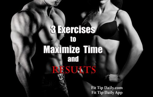 top 3 exercises