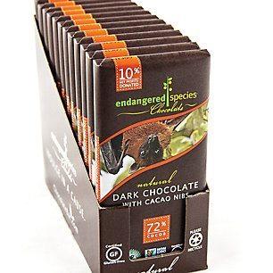 healthiest chocolate