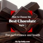 The Healthiest Chocolate Bars –  Benefits of Chocolate