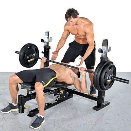 proper bench press form