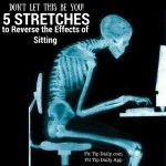 5 Stretches to Help Reverse the Effects of Sitting