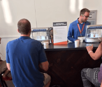 what was at the bulletproof conference