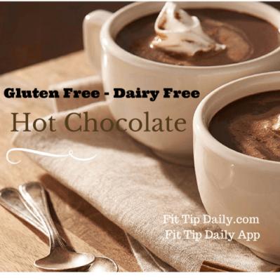 dairy free hot chocolate recipe