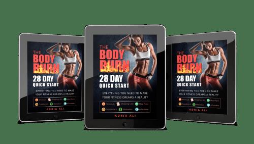 the Body Burn 28 Day Quick Start