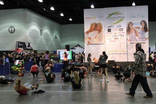 fitness expo la 2016