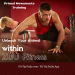 Unleash Your Animal within, ZUU Fitness