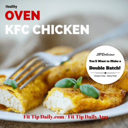 healthy kfc chicken