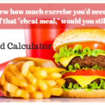 Think Before You Eat – Fast Food Calculator