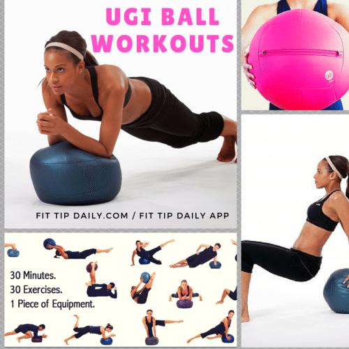 ugi ball workouts