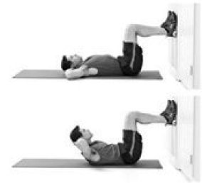 wall exercises