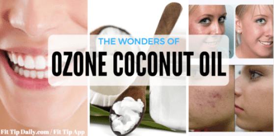 ozone oil