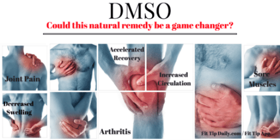 DMSO benefits