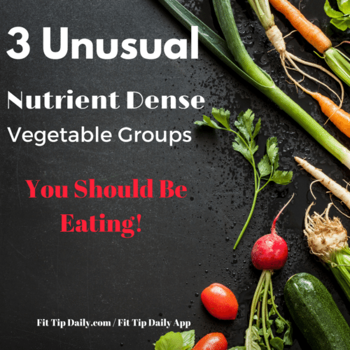 nutrient dense vegetables