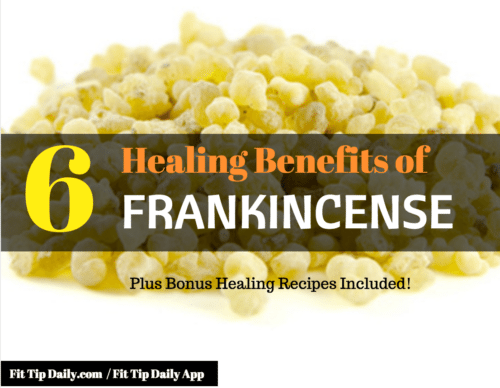benefits of frankincense essential oil