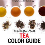 Drink to Your Health: Tea Color Guide