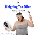 Why Weighing Too Often Could Work Against You