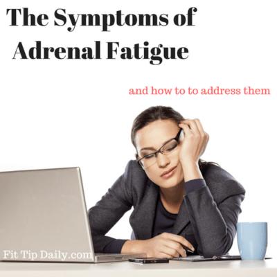 Signs of Adrenal Fartigue