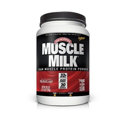 red velvet protein powder