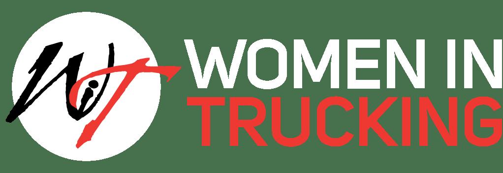 logo women in trucking
