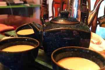 Low Carb keto Chai Tea Goan Style