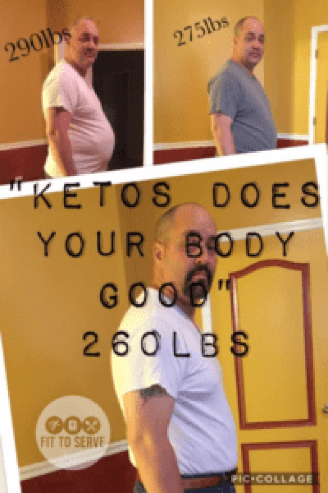 keto OS before and after pictures