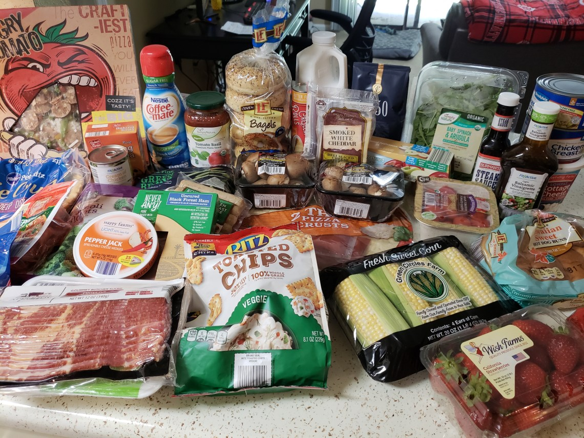 Grocery Haul Archives • Fit Travel Life