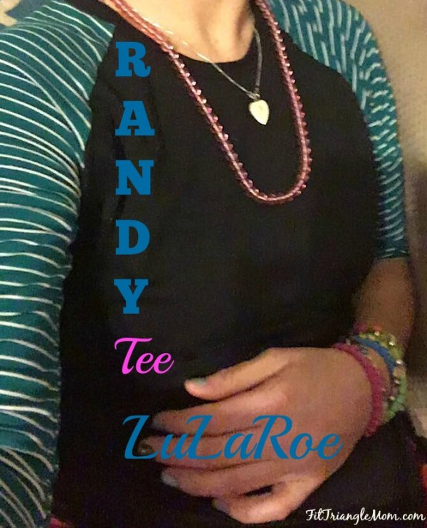 Randy tee from LuLaRoe is comfortable and stylish. Learn more about the LuLaRoe fashion trend.