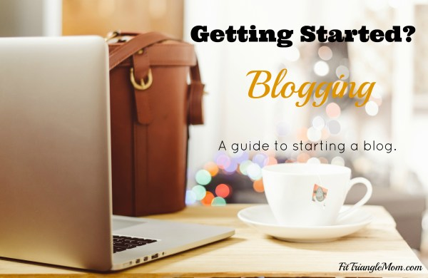 interested in starting a blog? these tips will help you get your ideas up and blogging.