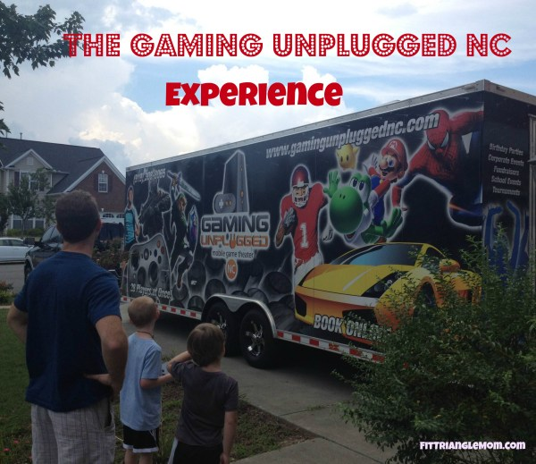 Gaming Unplugged NC is the ultimate video game truck for birthdays or any fun event