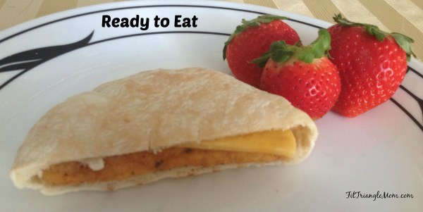 Sandwich Bros save breakfast with their healthy and delicious flatbread pocket half sandwiches filled with protein.