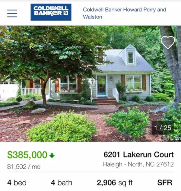 friday favorites real estate houses in raleigh