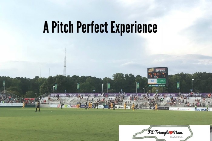 a pitch perfect experience, ncfc
