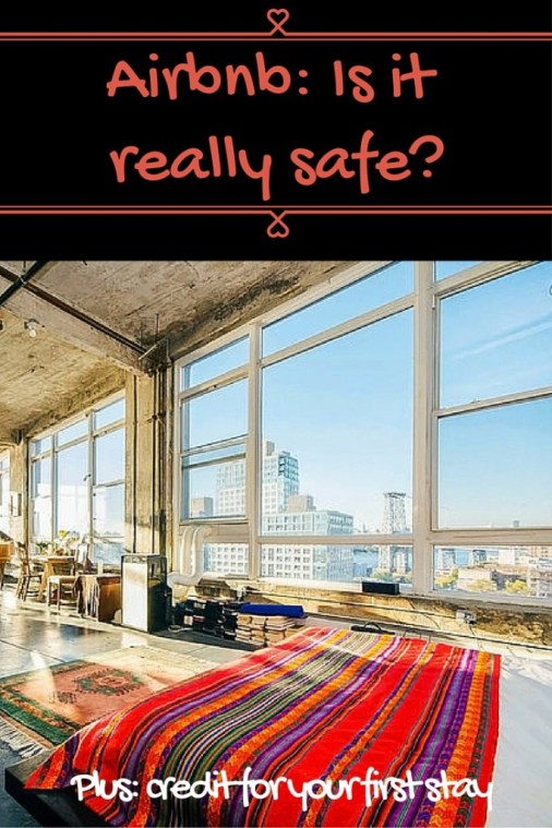 Is Airbnb safe? A beginners guide to using airbnb Fit Two Travel