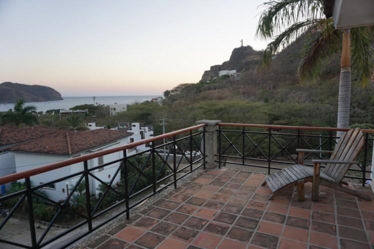 Bahia Del Sol Balcony View