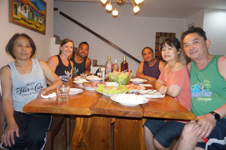 Bahia Del Sol Family Dinner