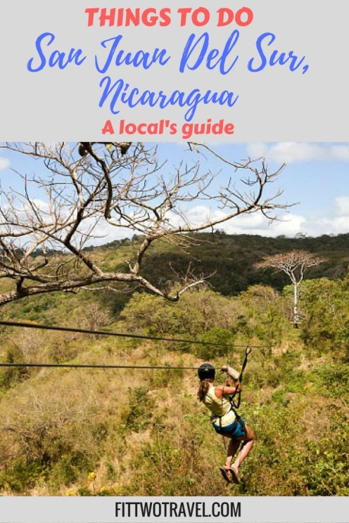 things to do in San Juan Del Sur Nicaragua Fittwotravel.com