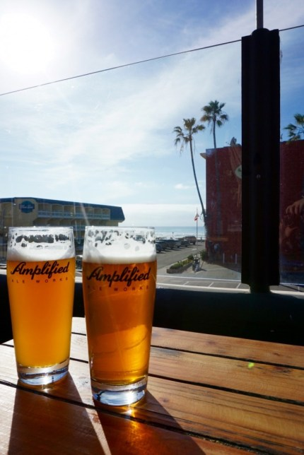 weekend guide to san diego amplified ale brewery