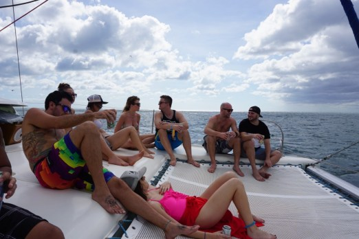 catamaran group nicaragua