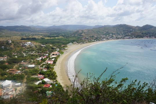 view of san juan del sur