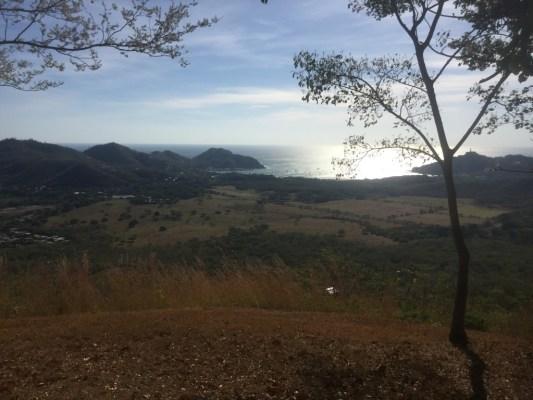 zipline view nicaragua