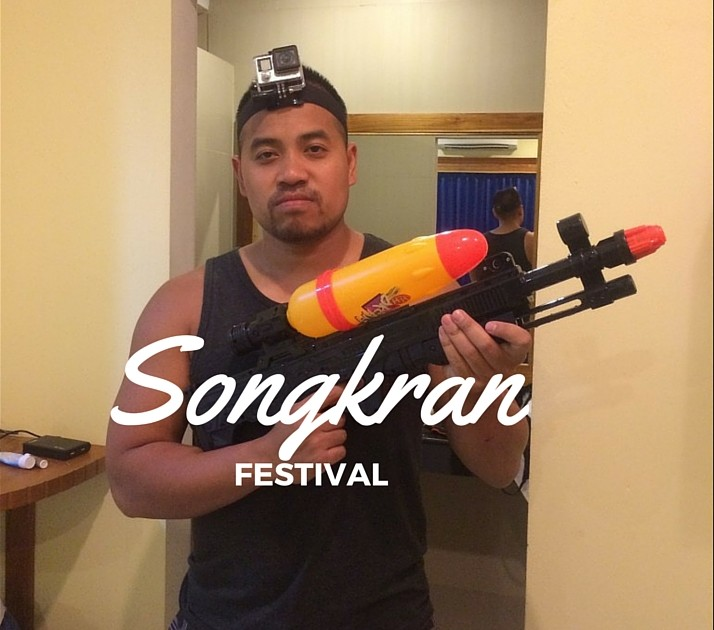 Everything You Need to Know to Survive Songkran