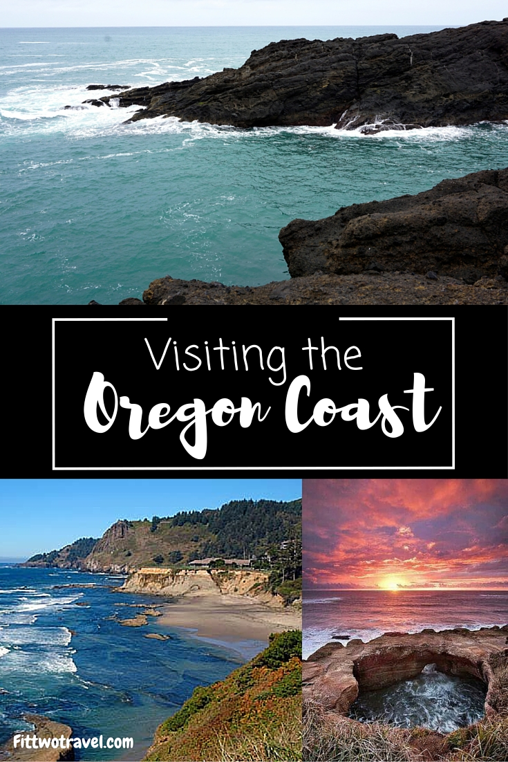 The oregon coast a scenic road trip from portland for Lincoln city fishing charters